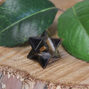 Tiger Eye Merkaba - Small 1pc