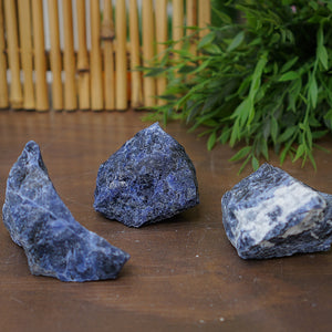 Sodalite Rough Large 1pc