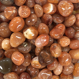 Carnelian Indian) Tumbled 250gm