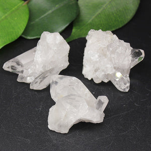 Clear Quartz Cluster Small 1pc