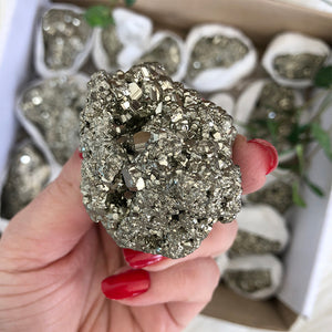 Pyrite Cluster 1pc