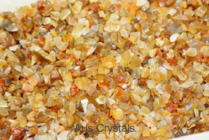 Yellow Aventurine Chips 250gm