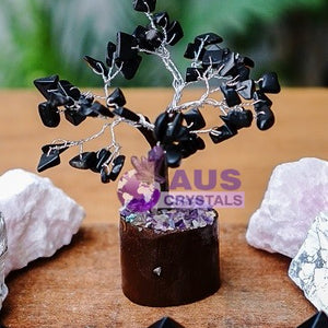 Black Onyx Tree - Fairy Size