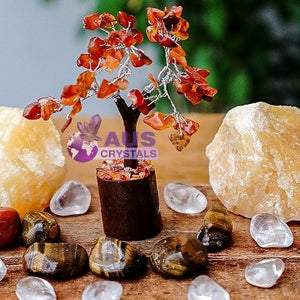 Carnelian Tree - Fairy size