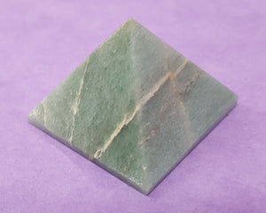 Green Aventurine Pyramid Small