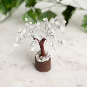 Rainbow Moonstone Tree- Fairy Size 1pc