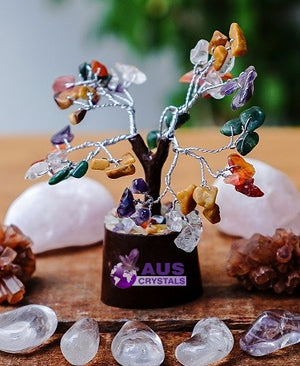 Mixed Crystal Tree- Fairy size
