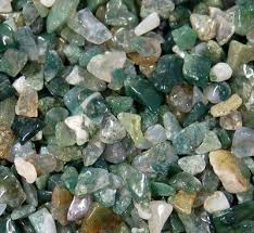 Moss Agate Chips 250gm