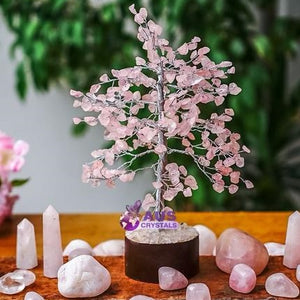 Rose Quartz Tree - Small
