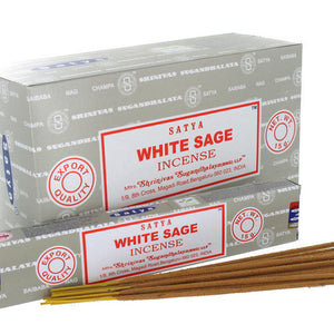 White Sage Incense Sticks Bulk