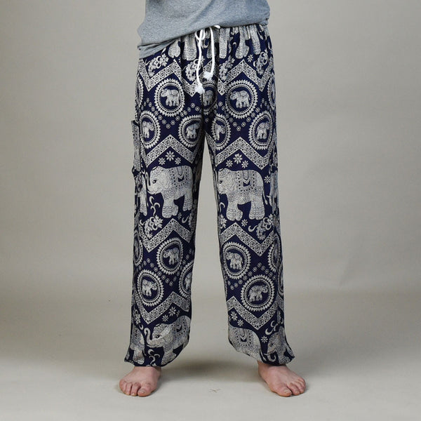Tommy Blueberry Unisex Pants Pants Front View