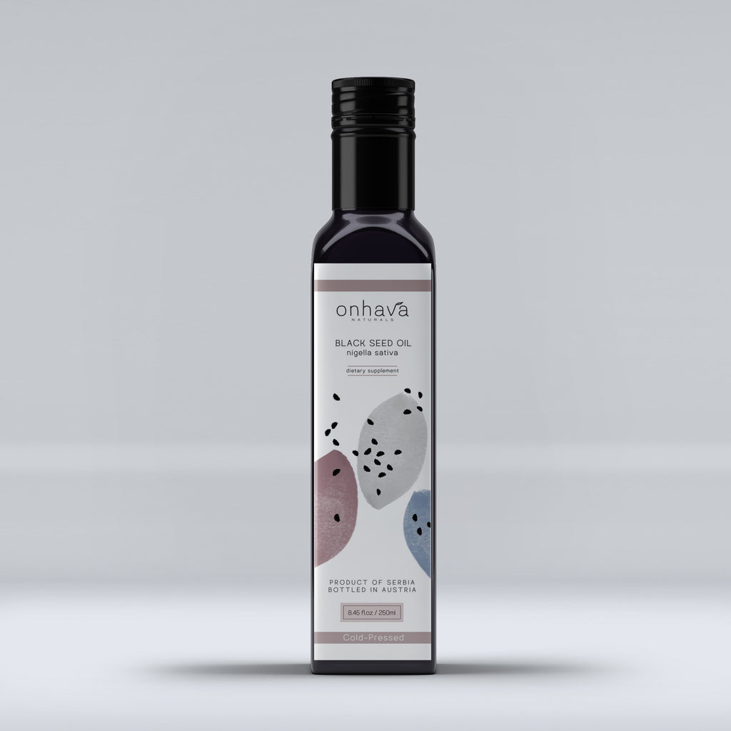 Black Seed Oil From Cold-Pressed Nigella Sativa Seeds Without The Use of Ferrous Metals, Thus Preserving All Its Innate Energy Levels. 8 oz
