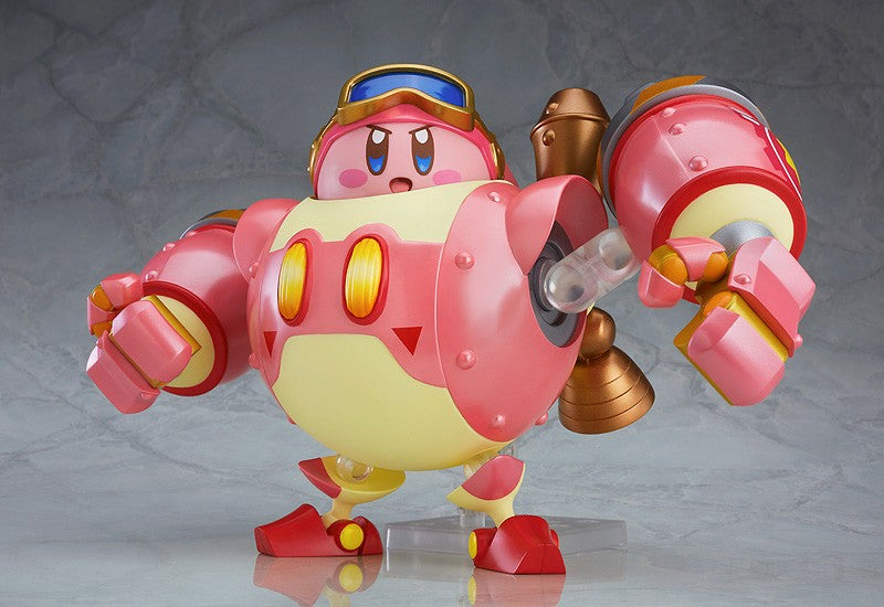 Why I love the Kirby Robobot Armor Nendoroid More set.