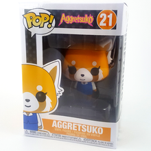 Aggretsuko POP! Sanrio Vinyl Figure