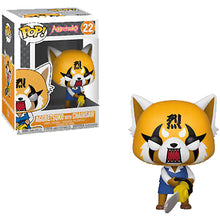 Aggretsuko with a Chainsaw POP! Sanrio Vinyl Figure