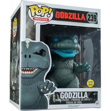 "POP Atomic Breath Godzilla 6"" Figure  ゴジラ"
