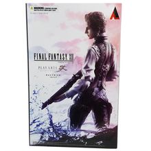 Balthier Figure Box Front