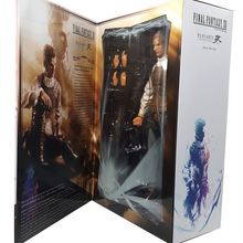 Balthier Figure Box Open View