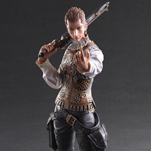 Balthier Figure Detailed Image