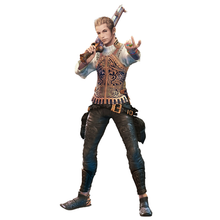 Balthier Original Game Art