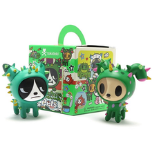 tokidoki Cactus Pets Nero and Diego Figures