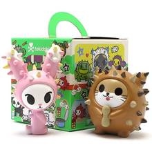 tokidoki Cactus Pets Hoppy and Peanut Figures