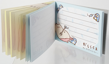 Polar Bear and Penguin Mini Notepad Pages by Crux