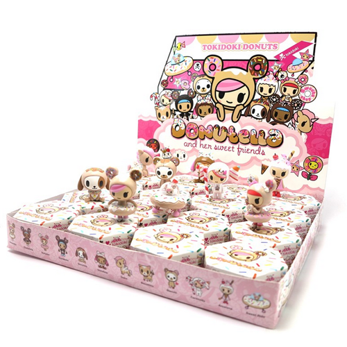 tokidoki Donutella Blind Box Collection