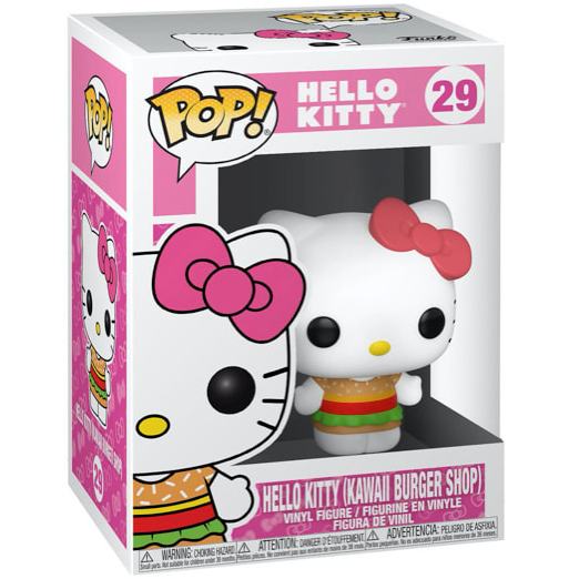 Hello Kitty Series 2 KBS Kawaii Burger Shop POP! Sanrio Vinyl Figure