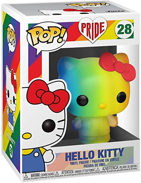 Hello Kitty Sanrio POP Pride Figure in Packaging
