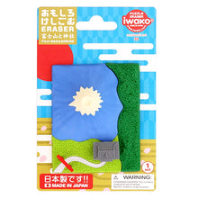 Iwako Fuji-San and Shrine Erasers Omokeshi Set 32