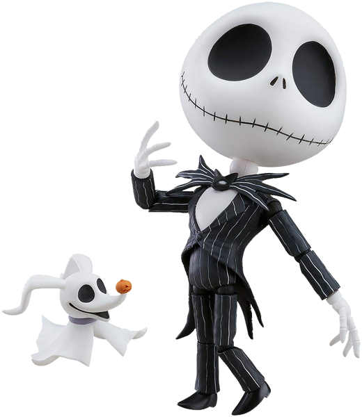 Jack Skellington The Nightmare Before Christmas Nendoroid 1011