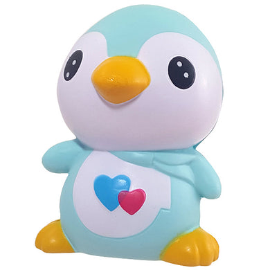 LeiLei Lovely Blue Penguin Jumbo Squishy