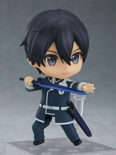 Kirito Elite Desciple Sword Art Online Alicization Nendoroid 1138