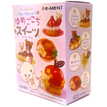 Re-Ment Korilakkuma Sweets in Dream Figure Blind Box