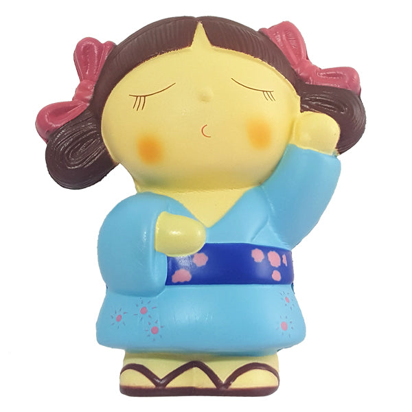 Vlampo Japanese Girl Scented Squishy Profile