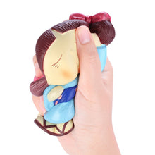 Vlampo Japanese Girl Scented Squishy Being Squished