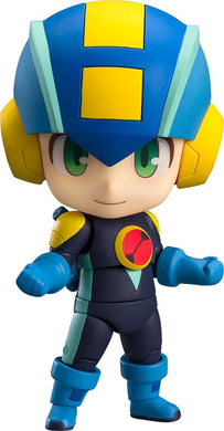 Mega Man Battle Network EXE Super Movable Edition Nendoroid