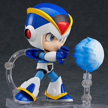 Mega Man X Full Armor Blue Shot