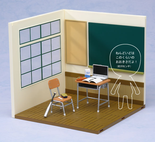 Nendoroid Playset #01: School Life Set A