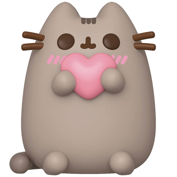 Pusheen with Heart POP! Vinyl Figure