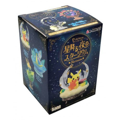 Re-Ment Pokemon Starrium of the Starry Night Collectible Figure Blind Box