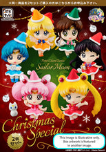 Sailor Moon Petit Chara Christmas Holiday Promo Poster