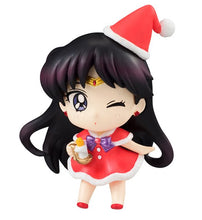 Sailor Mars Christmas Holiday Petit Chara Figure