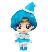 Sailor Mercury Christmas Holiday Petit Chara Figure