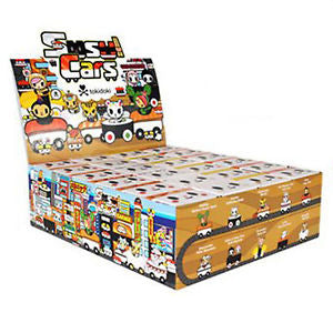 Sushi Cars Figure Blind Box by tokidoki