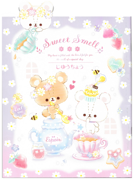 Q-LiA Sweet Smell B5 Notebook