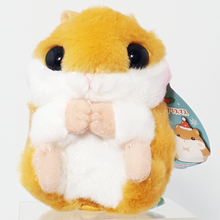 Kawaii Hamster Plush Tan