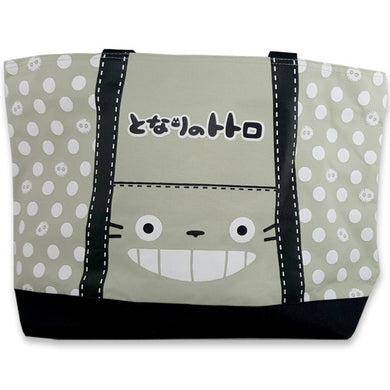 Totoro Canvas Tote Bag
