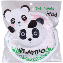 Vlampo Panda Head Squishy in Packaging